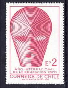 Chile 392 MNH VF
