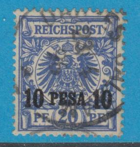 GERMAN EAST AFRICA 4 USED  NO FAULTS EXTRA FINE !
