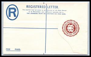 GOLDPATH: GHANA REGISTERED COVER, MINT _CV34_P10