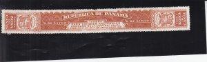 Canal Zone: Liquor Tax Stamp, Sc R8, Few Wrinkles, (S18018)