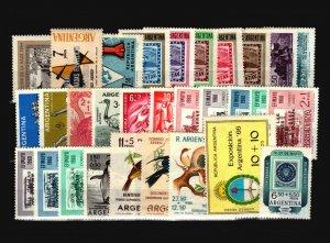 Argentina 30 Mint, some faults - C1891