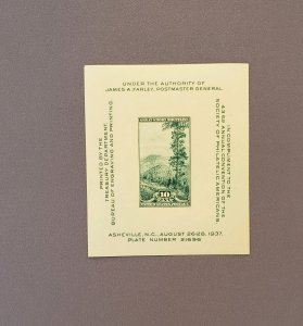 797, Convention Issue, MNH, CV $1
