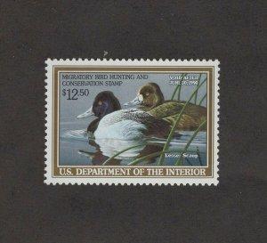 RW56 - Federal Duck Stamp. Single. MNH. OG.     #02 RW56mnh