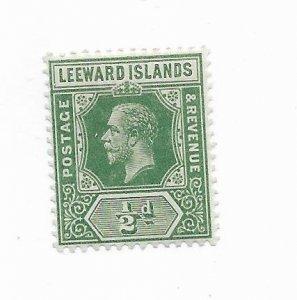 Leeward Islands #47 MH - Stamp - CAT VALUE $5.50