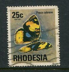 Rhodesia #344 Used (Box2)
