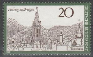 Germany #1047 MNH VF (V2778)