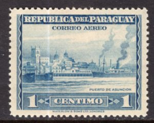 Paraguay C134 MNH VF