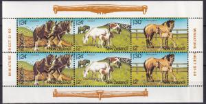 New Zealand  #B120a  MNH  CV $2.50  Z68L