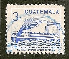 Guatemala    Scott   447   Cultural Center     Used