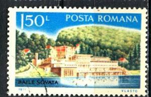 Romania 1971: Sc. # 2239: O/Used Single Stamp
