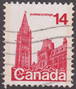 Canada 715 USED 1978 Houses of Parliament, Ottawa