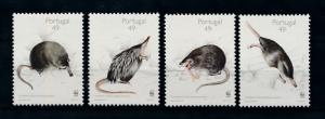 [79149] Portugal 1997 Wild Life Mole Rat WWF  MNH
