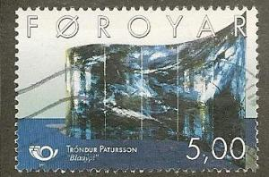 Faroes      Scott  416    Art     Used
