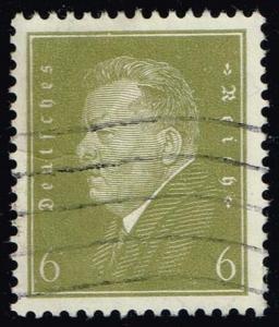 Germany #369 Friedrich Ebert; Used (0.70)