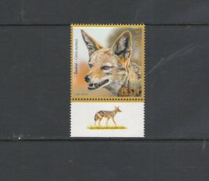ESTONIA: +BUY IT NOW+ 2018 NI /**Beautiful WILDLIFE ***/ Single / MNH.