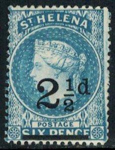 Saint Helena Scott 47 Unused hinged.