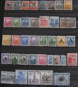 Colombia 37 Different Air Mail