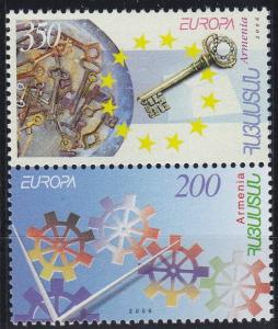 Armenia 745-746 MNH (2006)