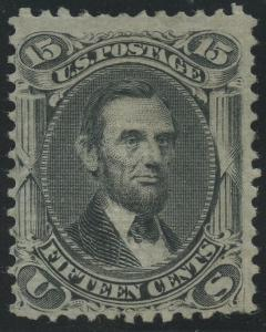 #91 MINT OG H WITH PF & WEISS CERTS CV $12,500 WLM285  GPC18