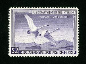 US Stamps # RW17 Supurb Choice Fresh OG NH