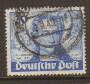 Germany #9N63 Used