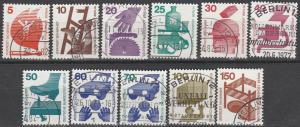 Germany #9N216-25 F-VF Used CV $14.30 (V3053)