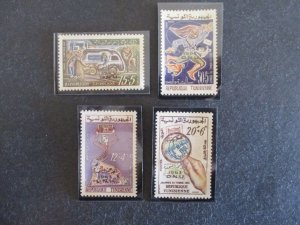 Tunisia #B130-33 Mint Never Hinged - (8FG) WDWPhilatelic