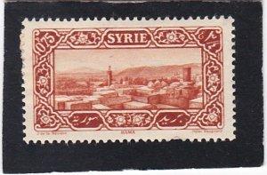 Syria,  #  176    unused