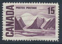 Canada SG 586 Used