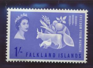 Falkland Islands Stamp Scott #146, Mint Never Hinged - Free U.S. Shipping, Fr...