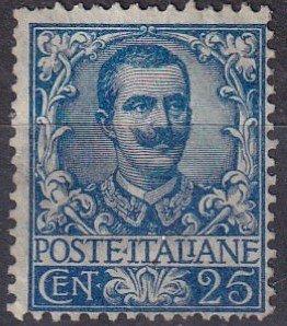Italy #81 F-VF Used CV $3.75 (Z7929)