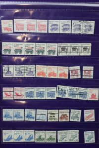 US lot PNC pairs singles strip 3 Transportation issues used
