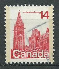 Canada SG 873  Fine Used