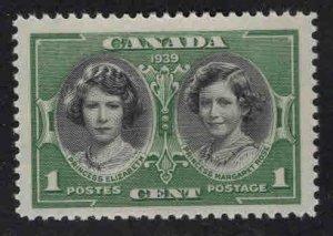 CANADA Scott 246 MNH** 1939 Royal Visit stamp