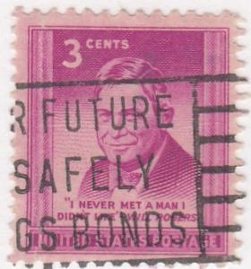 United States, Scott # 975, Used
