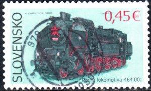 Slovakia  #714   Used