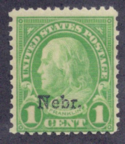 MALACK 669 F/VF OG NH, Nice! (Stock Photo - You will..MORE.. w2857