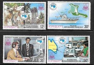 Kiribati 444-447: Aspects of Kiribati Life, MH, VF