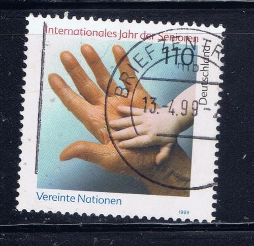 Germany 2025 Used 1999 Issue