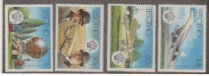 Lesotho Scott #403-406 Stamps - Mint NH Set