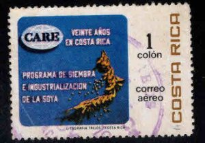 Costa Rica Scott C699 used
