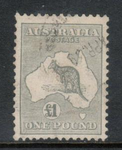 Australia #128 Used Fine With Light CDS Cancel