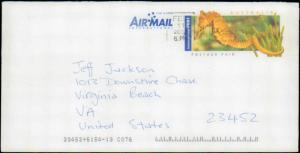 Australia, Postal Stationery, Marine Life