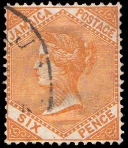 Jamaica Scott 52 Used.