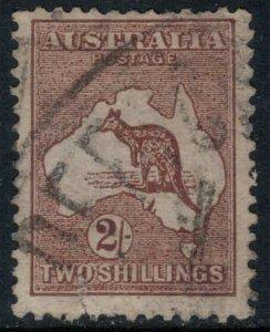 Australia #11 CV $140.00  tiny tear at bottom