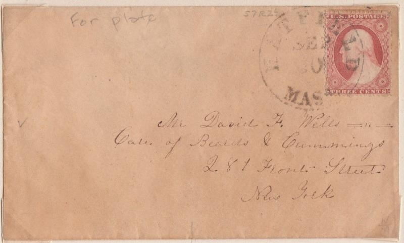 #25A ON COVER PLATE NO. 57R2L CV $675.00 HV1213