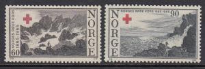 Norway 473-4 mnh