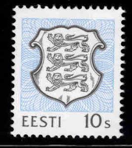 Estonia Scott 215 MNH** coat of arms stamp