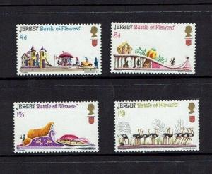 Jersey: 1970, Battle of the Flowers Parade, MNH set