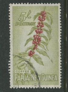 STAMP STATION PERTH Papua New Guinea #146 General Issue Used 1958 CV$2.25